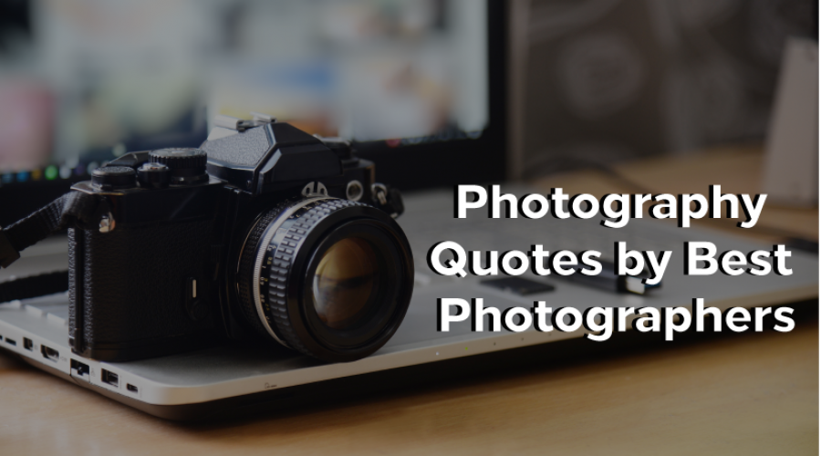 Best Photography Quotes from Photographers