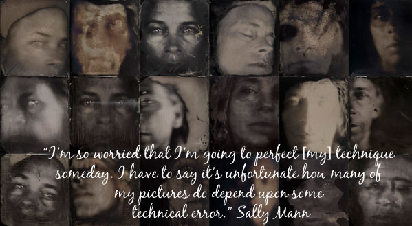 Quote of Sally Mann