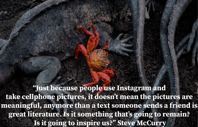 Quote By Steve McCurry