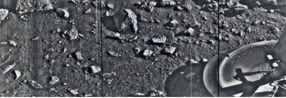 first photograph of mars