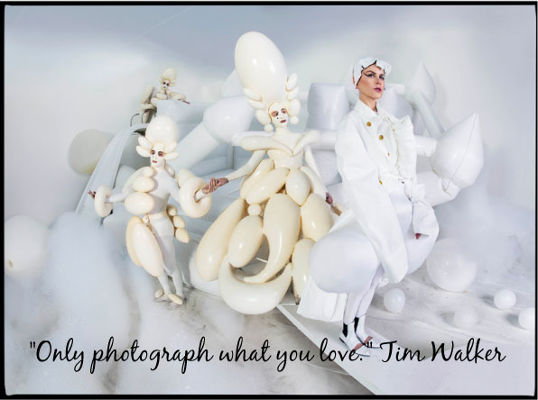 Quote by Tim Walker